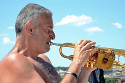 Italian trumpetist