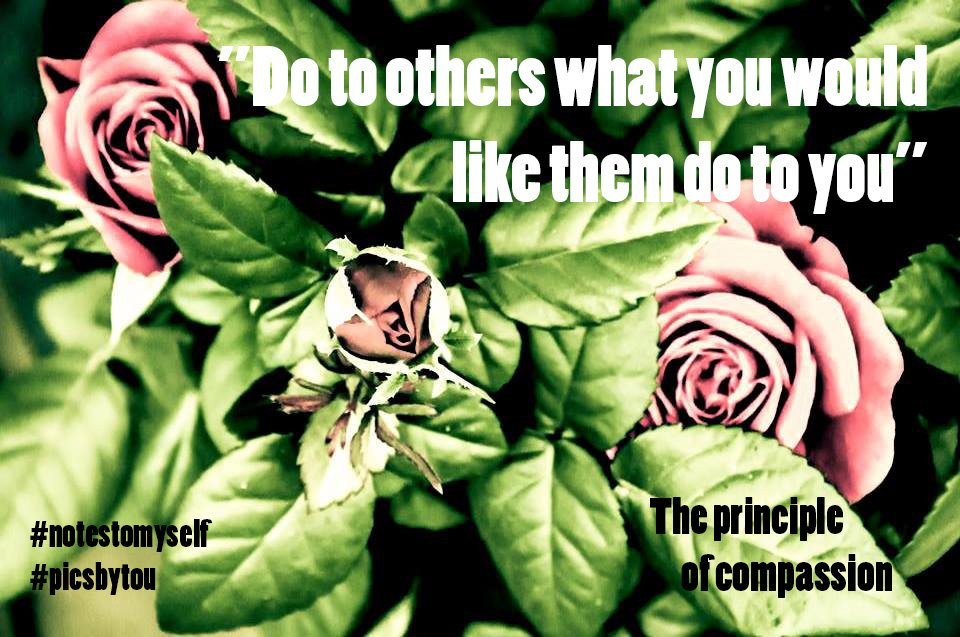 Quote Principle of compassion