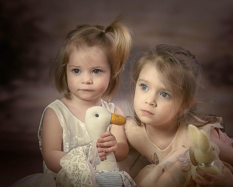 PDI - Emily and Leah by Rosemary Hughes (12 marks)