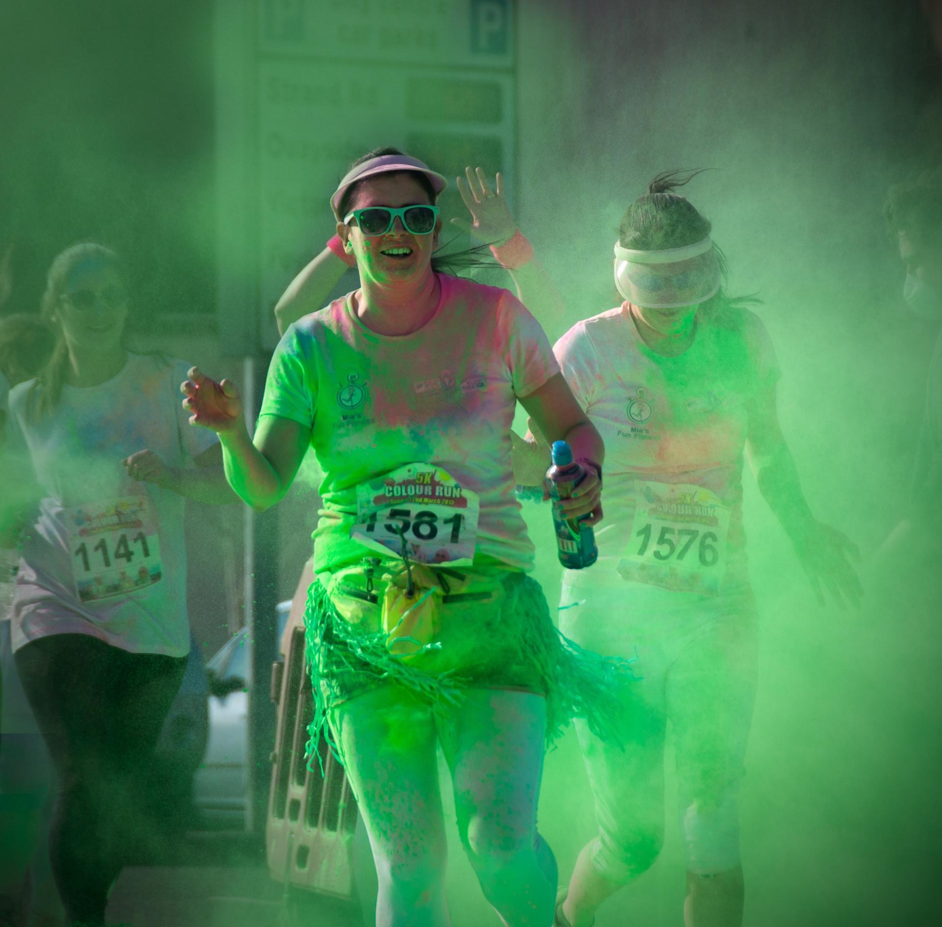 PDI - Fun Run by Eileen McCausland (10 marks)