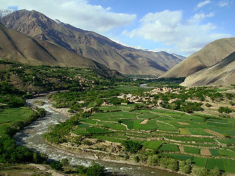 Alcis Afghanistan valley