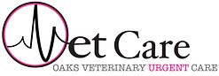 The logo of Oaks Veterinary Urgent Care