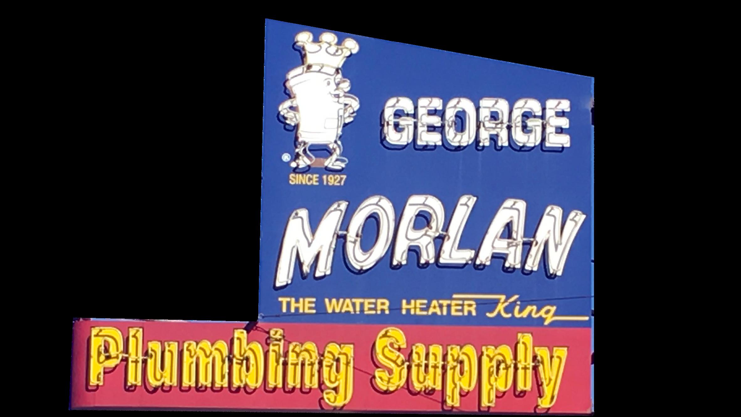 George Morlan Plumbing Supply   Emergency Hot Water Service