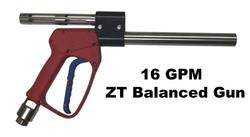 Zero Thrust Balanced Gun
