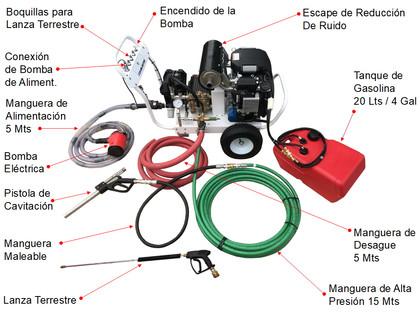 1228-G Componentes