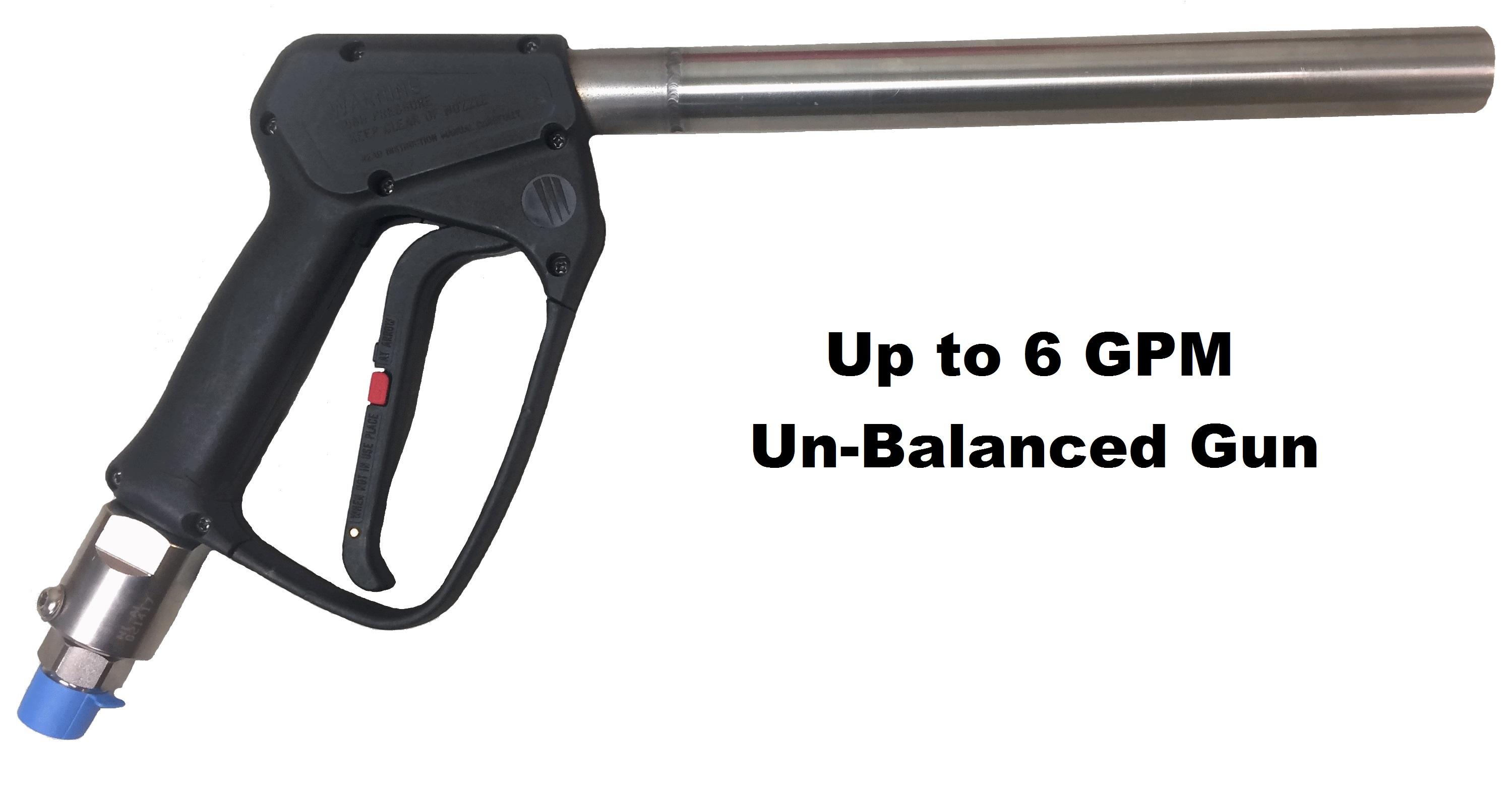 UnBalanced Diver Gun