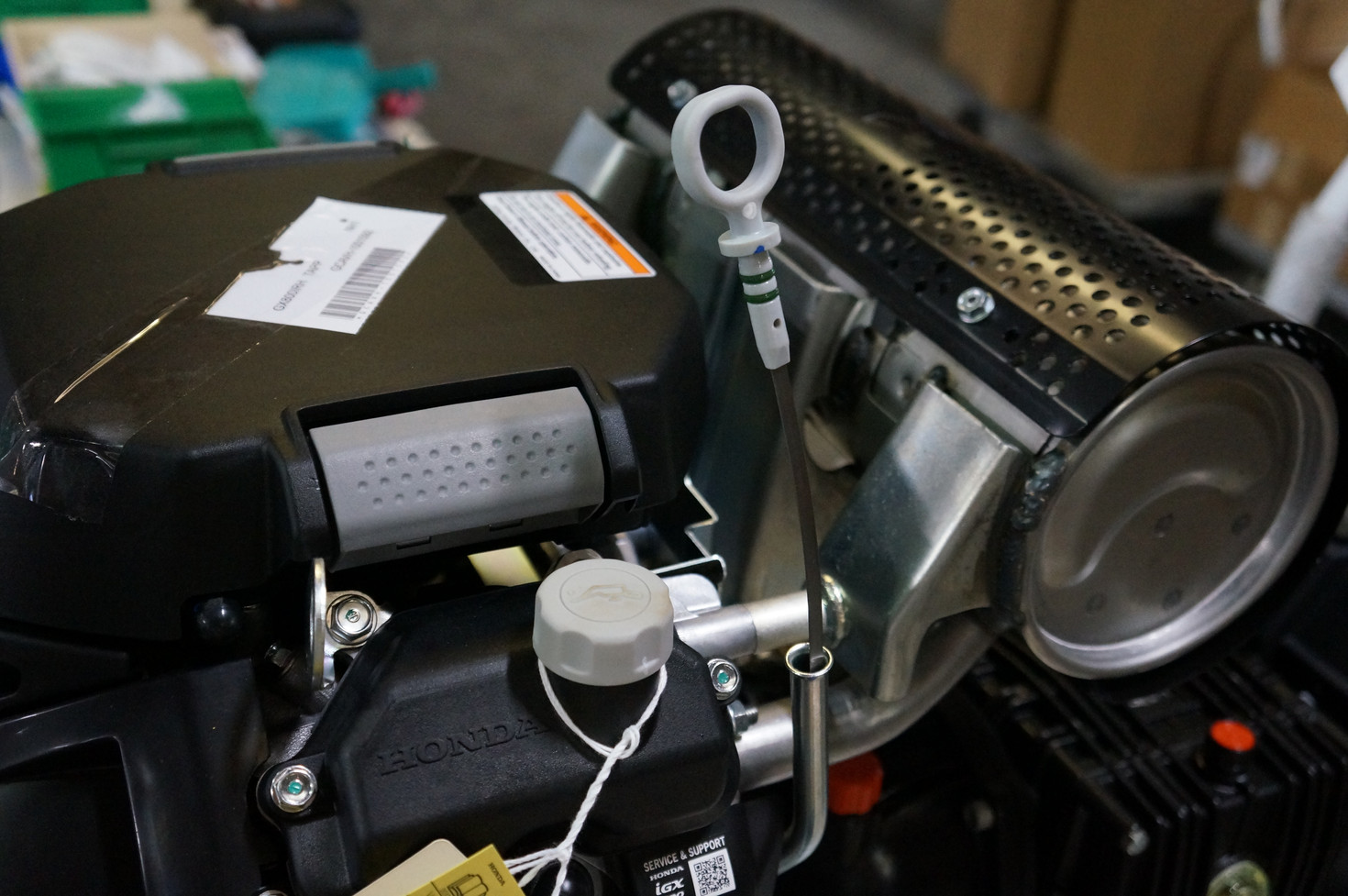 Medidor de Aceite Motor