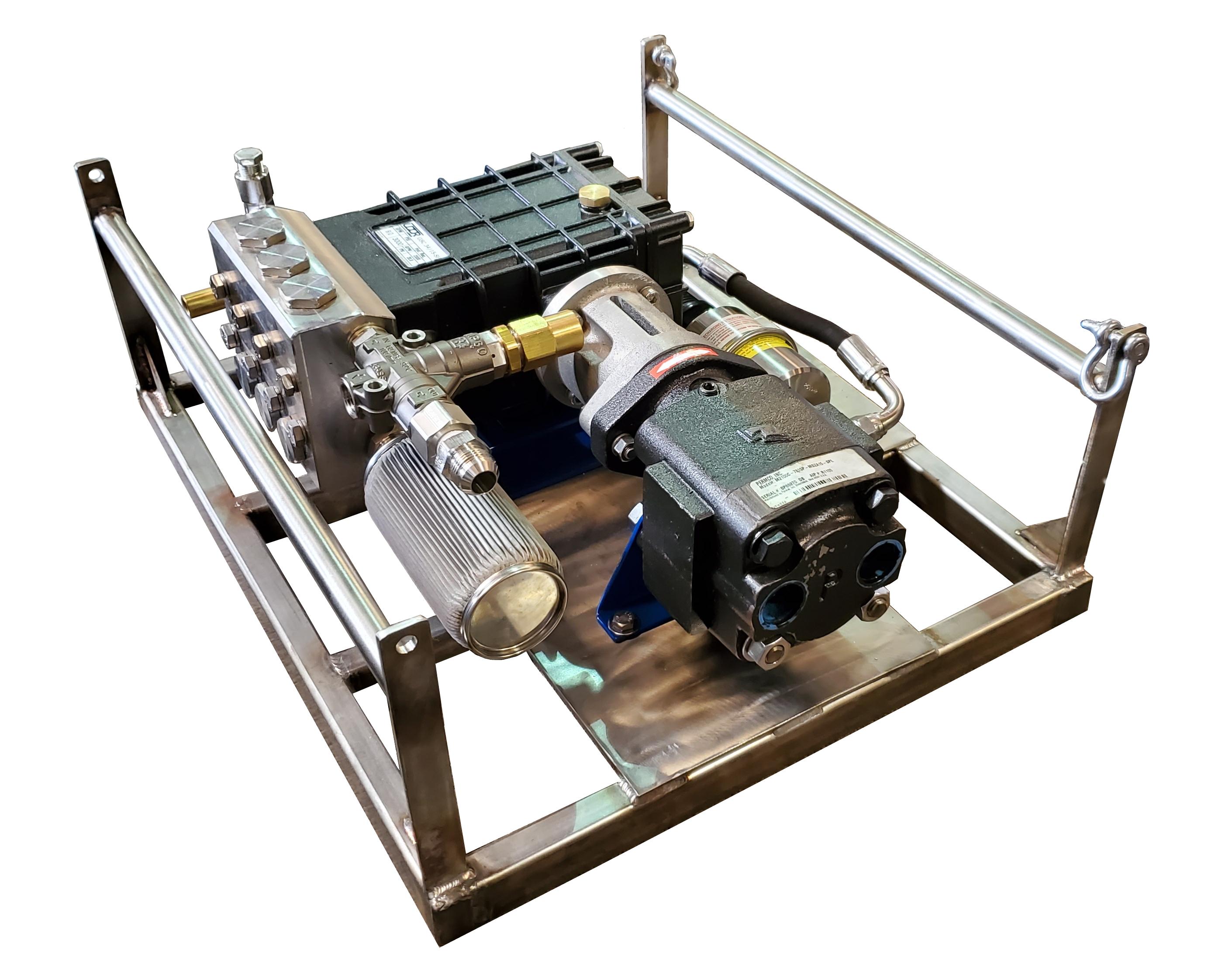CaviBlaster 1030-ROV