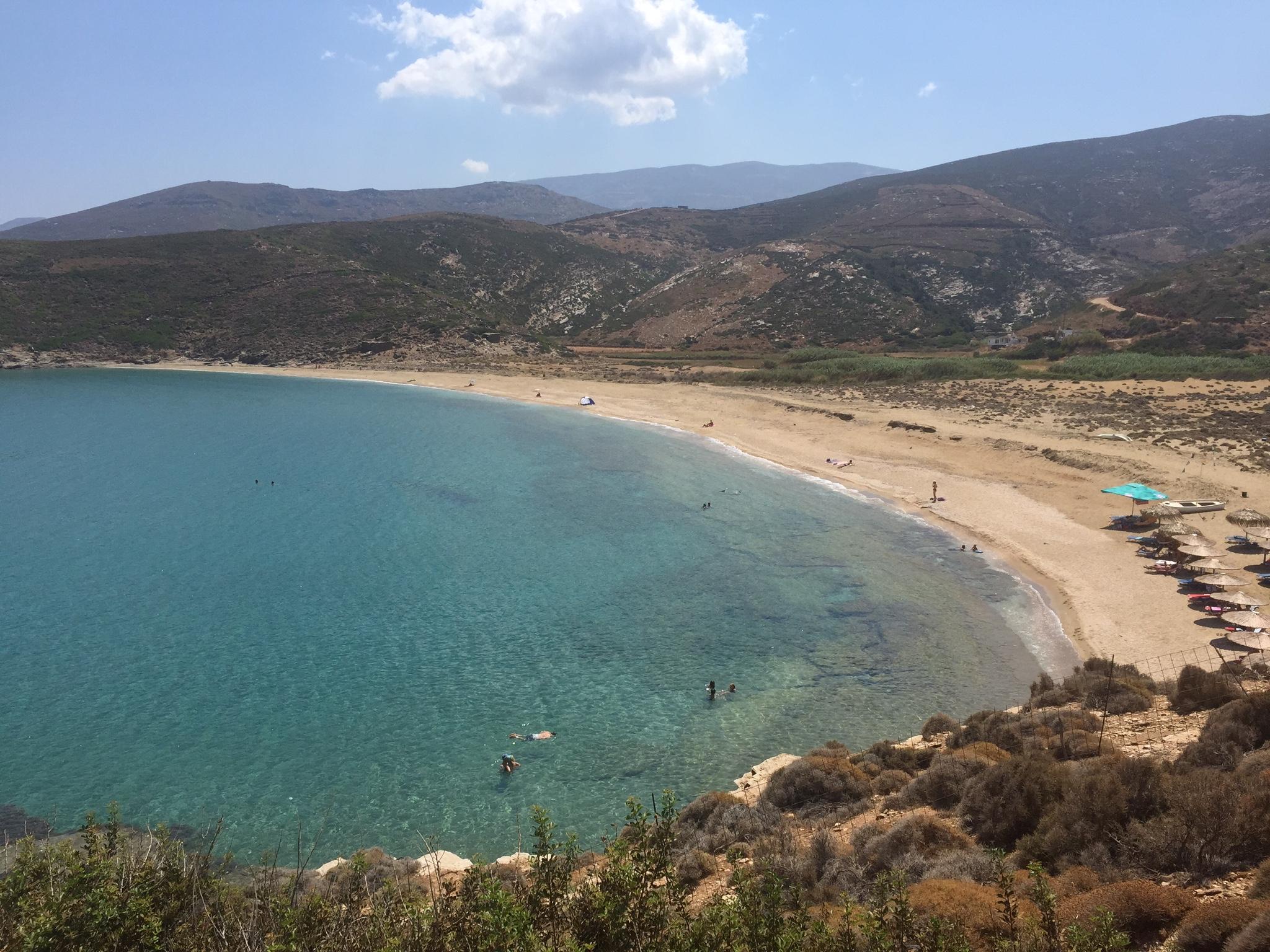 Ateni beach