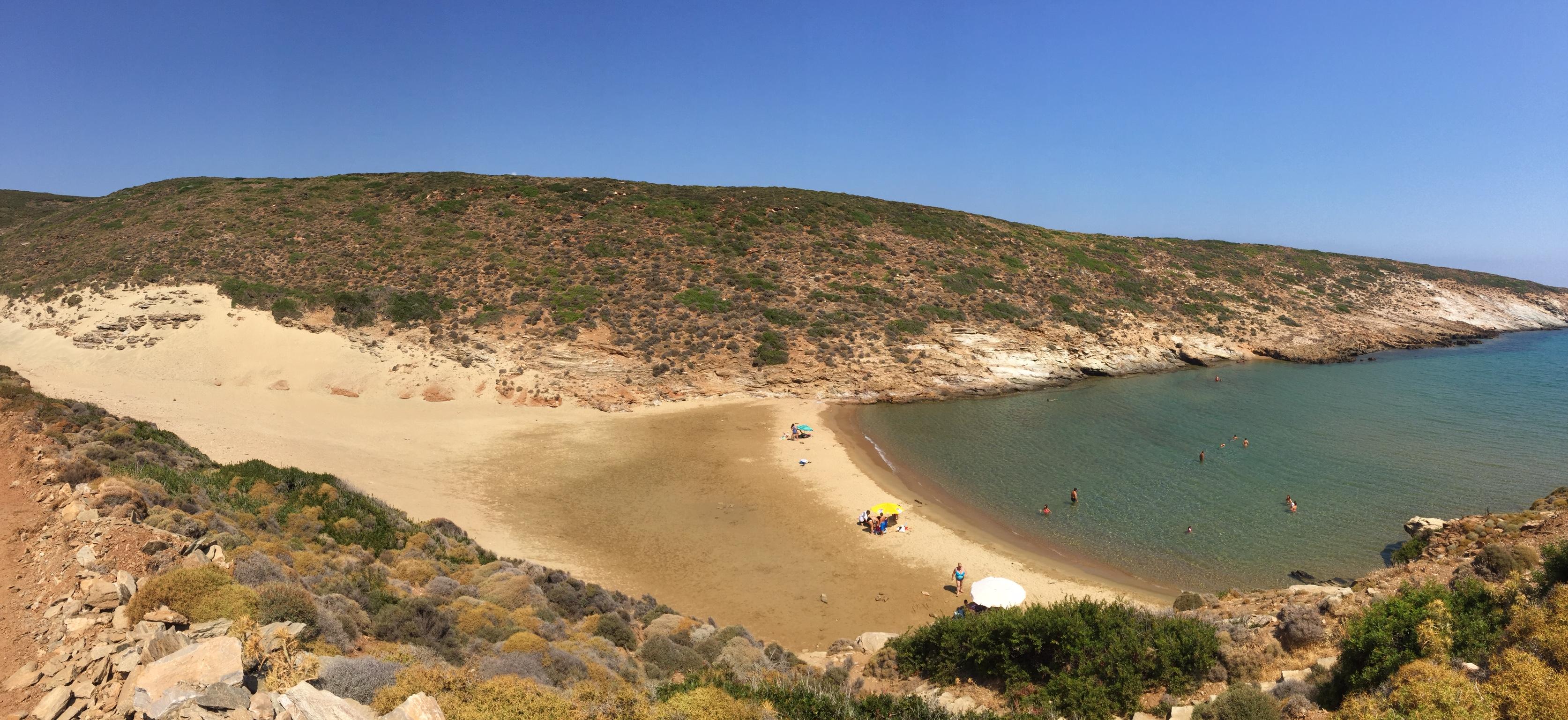 Mikro Ateni beach