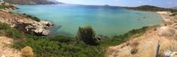 Golden Beach, bay of Kypri