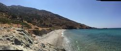 Palaiopolis beach