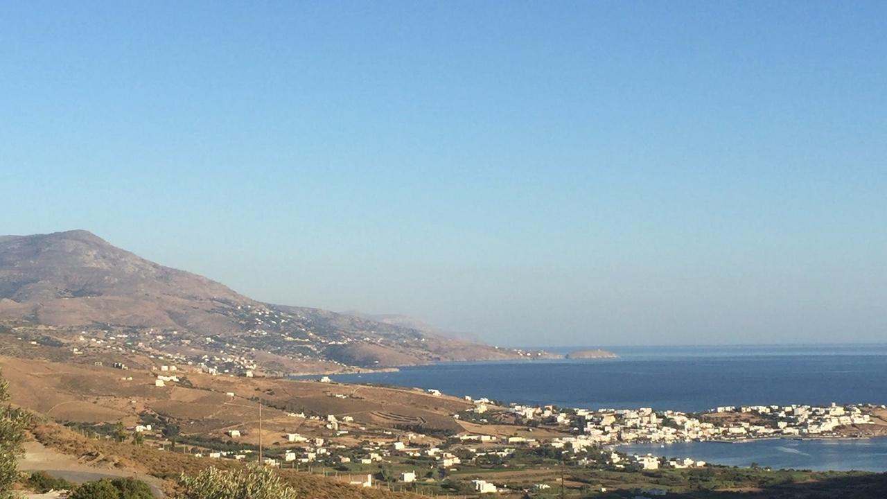 View from Upper Gavrio