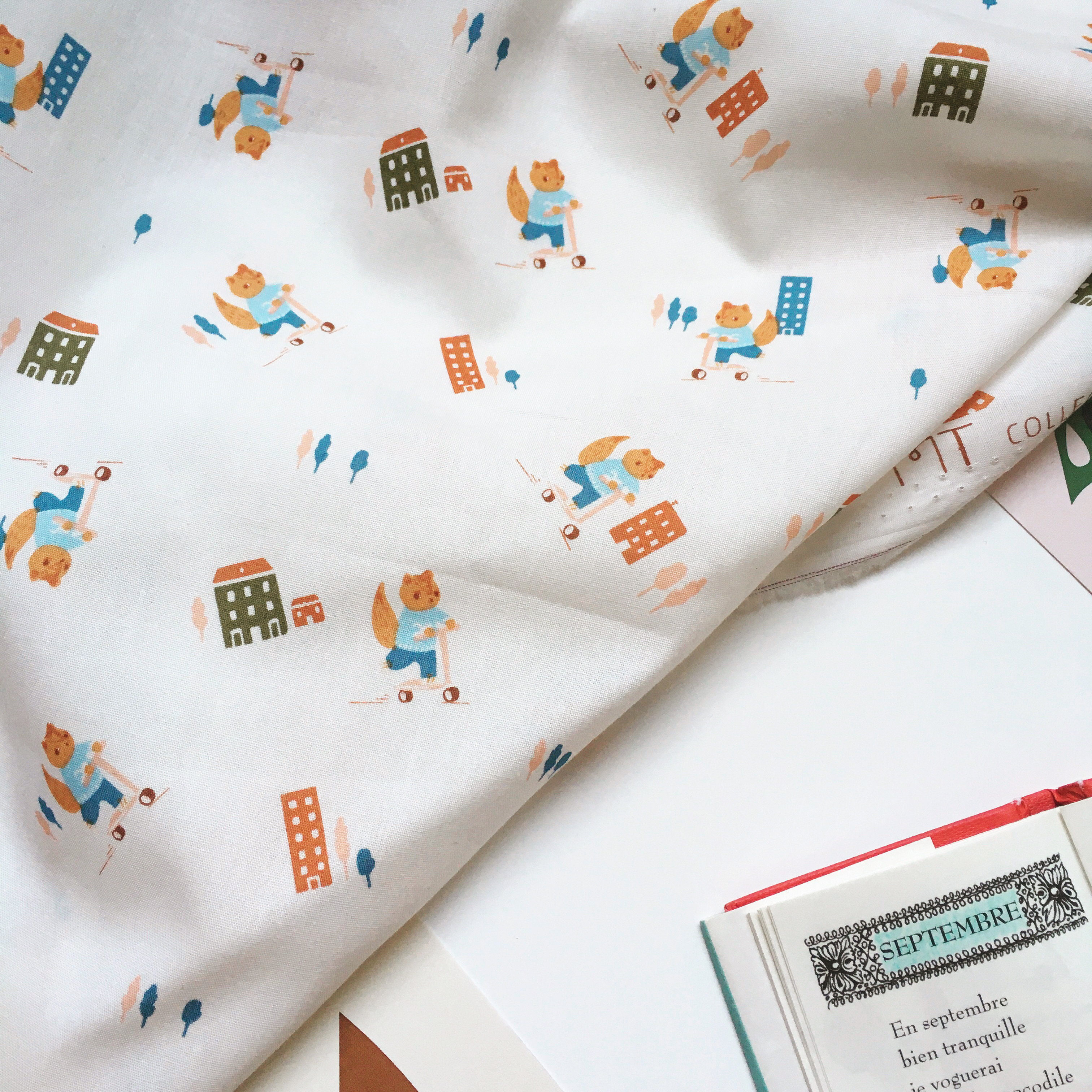 Textile design