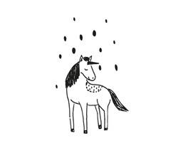 illustration Unicorn