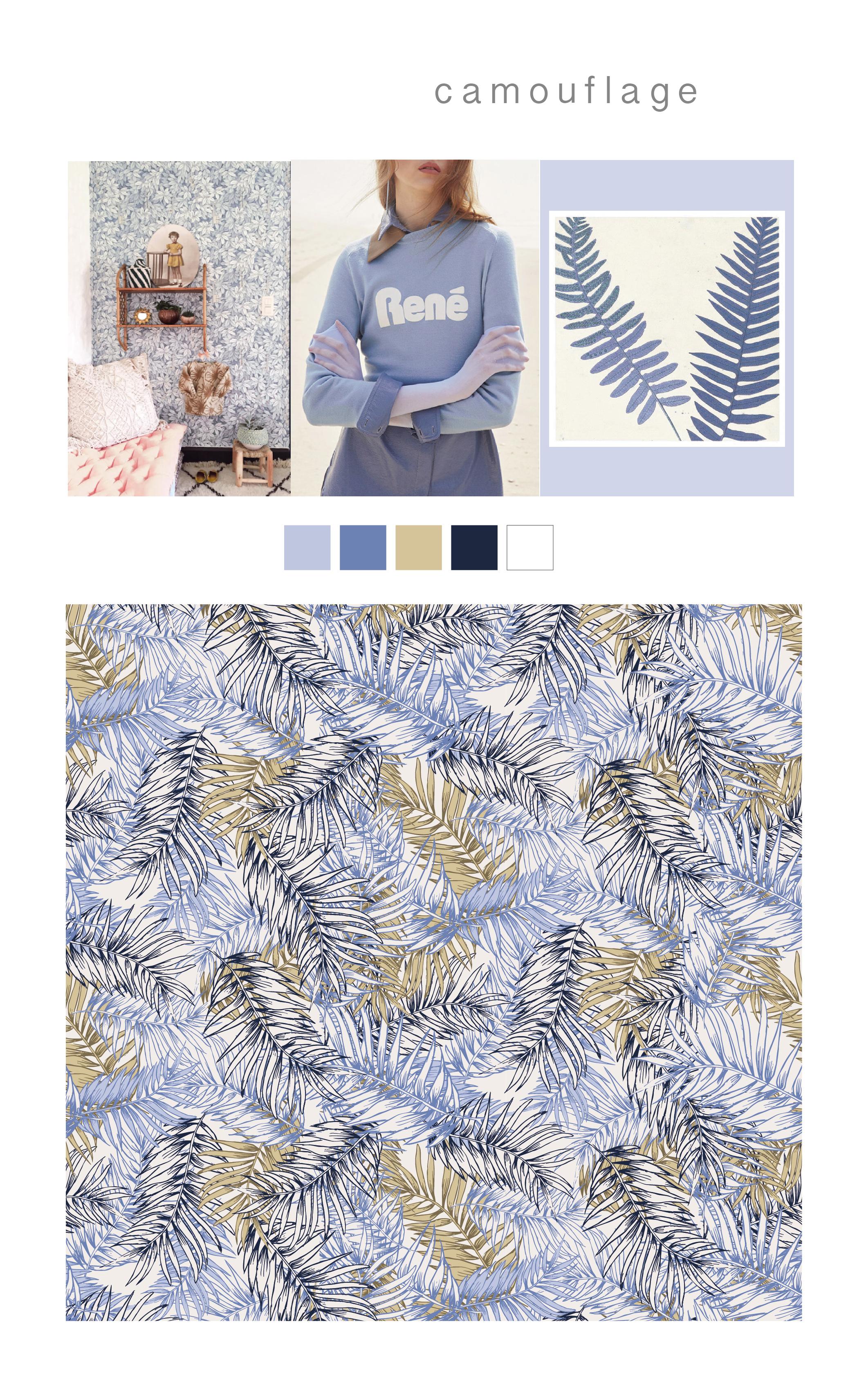 RTW textile design SS17
