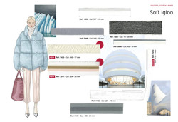 illustration for ribbon