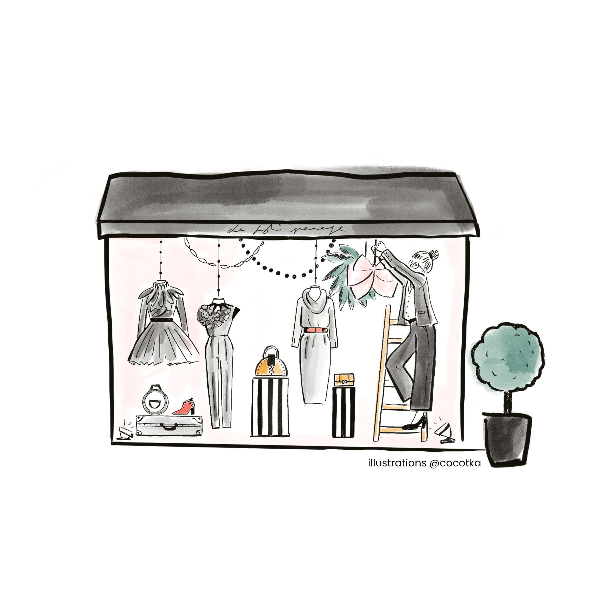 Illustration website