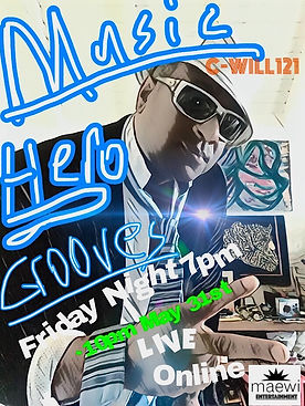 C-WILL121 Performance 31st of May Friday