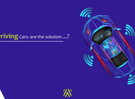 Self-Driving Cars : Are the solution?