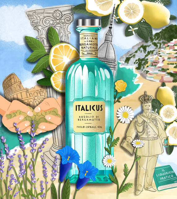 Italicus - A Sip Of Italy