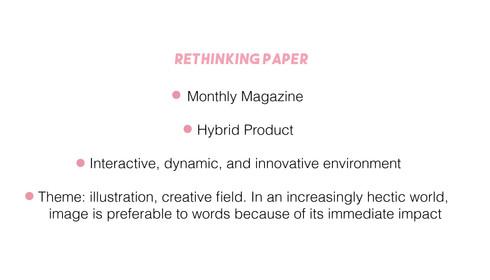 Rethinking Paper