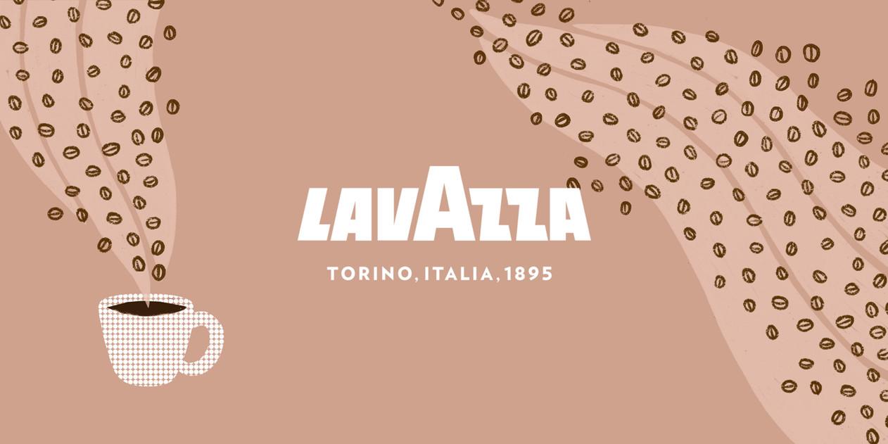 Lavazza - Personal Project