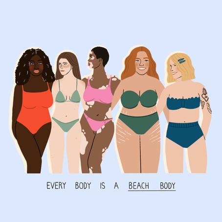 Every Body Is A Beach Body
