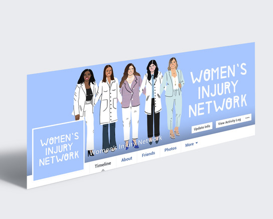 Women's Injury Network - Facebook Page