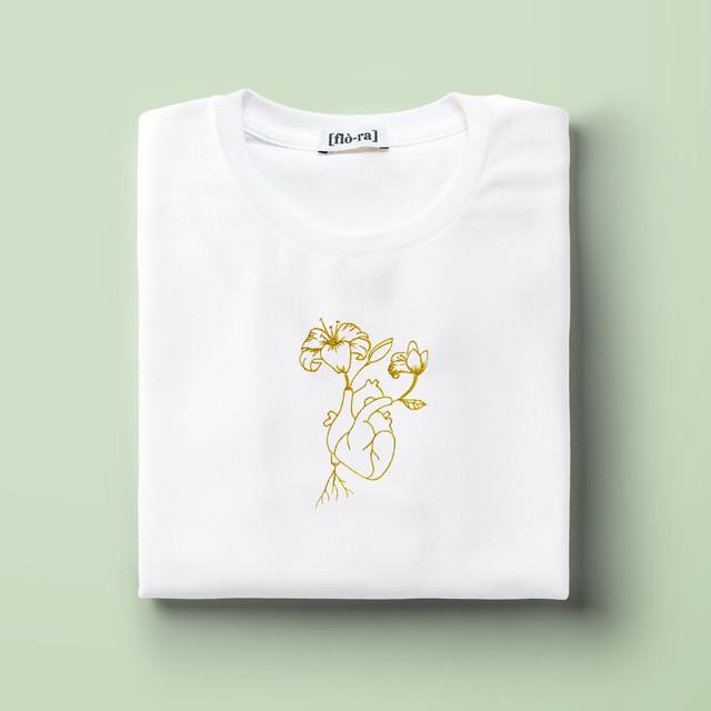 [Flò-ra] T-shirt Mockup