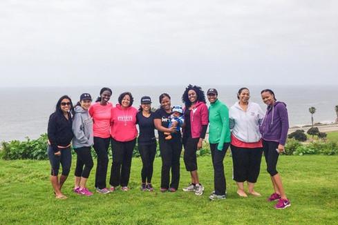 Celebrating Denette - Birthday hike & yoga 💗🙏💗🙏