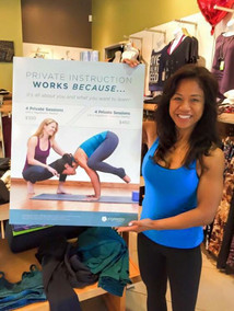 YogaWorks Campaign
