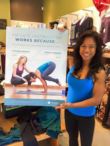 YogaWorks Campaign