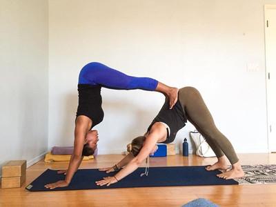 Yogaworks Partner Workshop