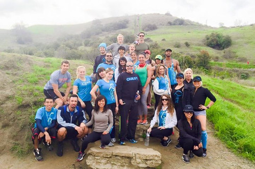 Hiking with the Quest Fam
