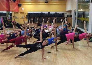 Pop Pilates Training