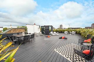 Old Street Rooftop Decking