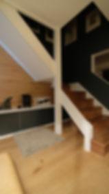 Woodun Limited Walnut staircase