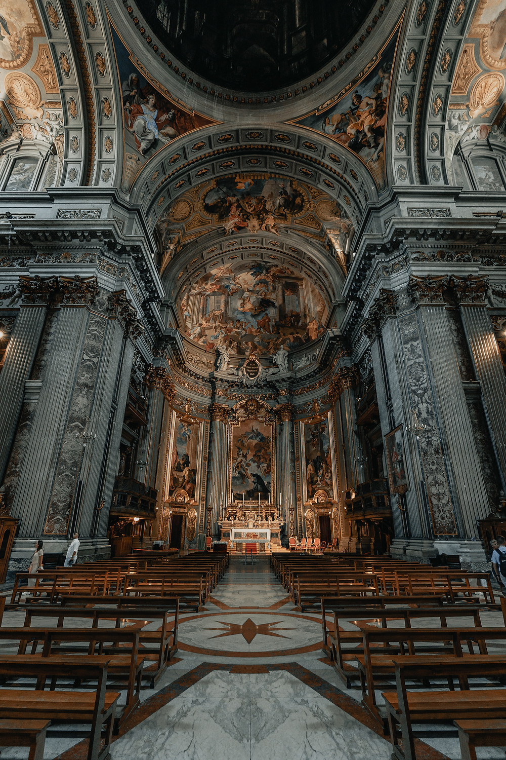Image from the Vatican, Rome
