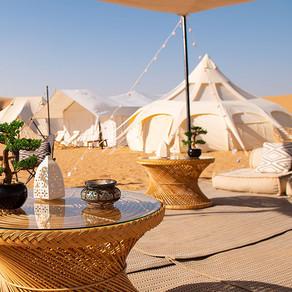 A Dinner Under the Stars - A luxury desert escape