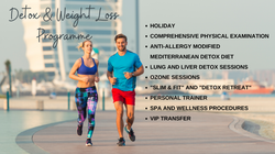 Detox and Weight loss program