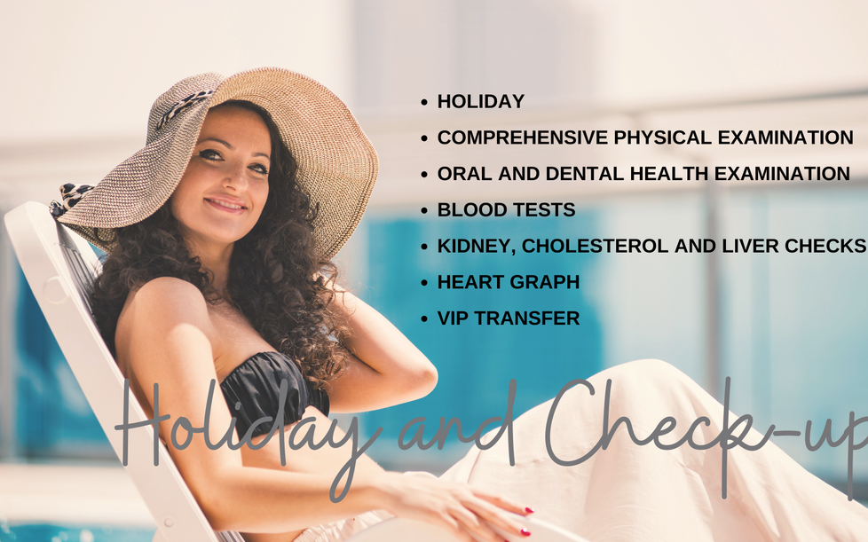 Holiday and Check-up