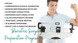 Bariatric Surgery Preparation Program