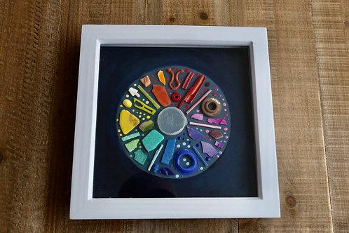 Multicolour Design Frame