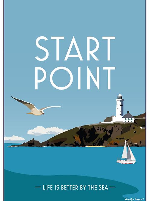 Start Point Print