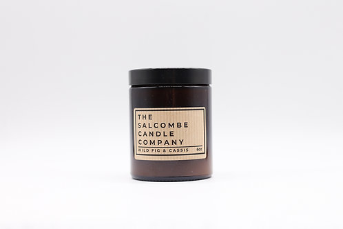 Wild Fig & Cassis 6oz Candle