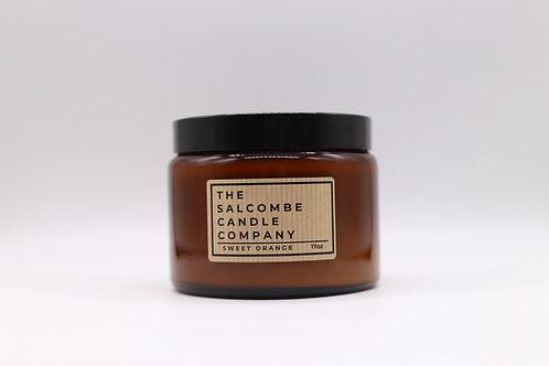 Sweet Orange 17oz Candle