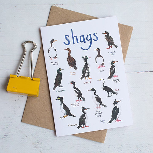 Shags Card