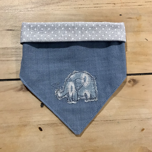 Elephant Baby/Toddler Bib