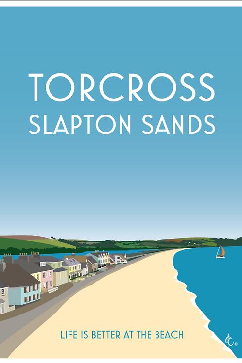 Torcross Print